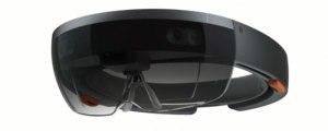 Ein Bild der Microsoft HoloLens