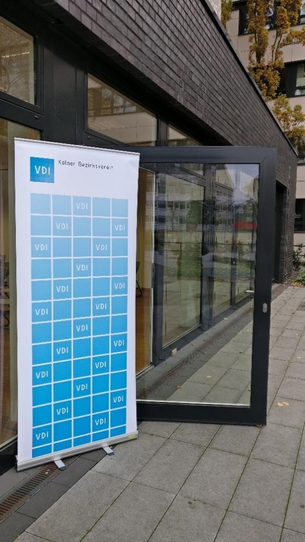 Rückblick VDI Köln Mitgliederversammlung 2016